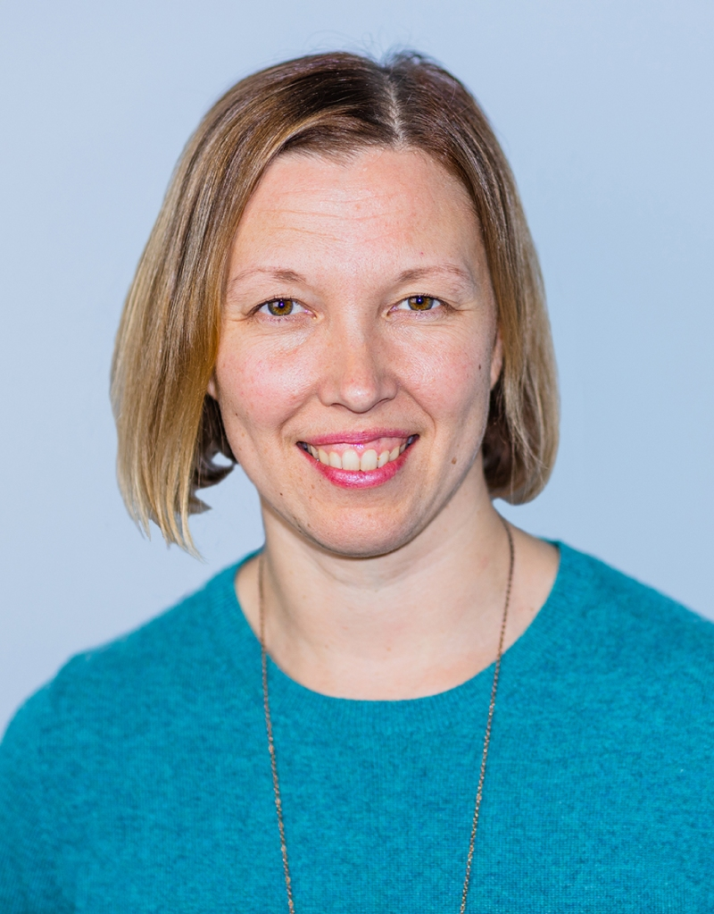 Bild på Anna Sandström Emmelin